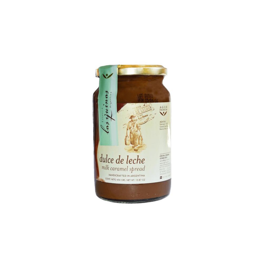 """Dulce de Leche """"Las Quinas"""" x 450 grs"""