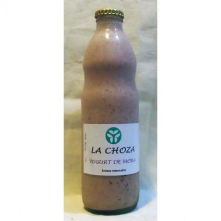 Yogur con Moras La Choza x 1lt