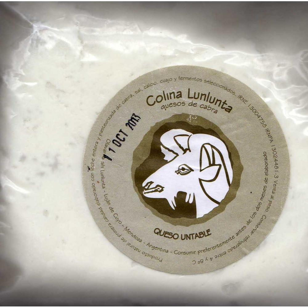 Ricota de Cabra x 450 grs (al peso)