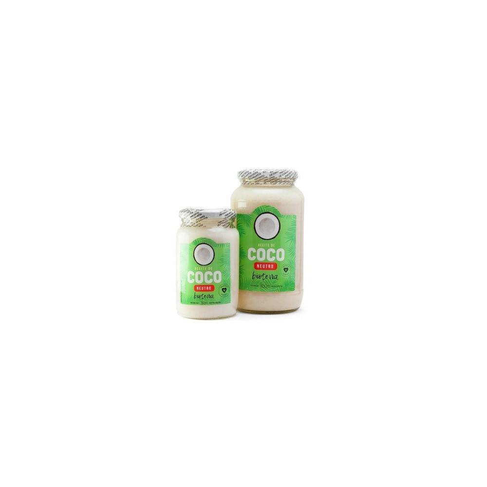 "Aceite de Coco neutro ""Bioterra"" x 360 ml"