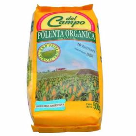 """Polenta de Maíz """"Del Campo, Rivara"""" x 1/2 kgrs"""