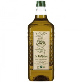 "Aceite de Oliva ""La Riojana"" orgánico x 2 lts"