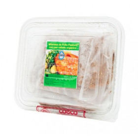Milanesas de Pechuga c/ pan Hauss Brot. x kgrs aprox