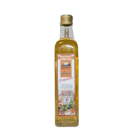 "Vinagre de Vino blanco ""Anahata"" x 1/2 lts"