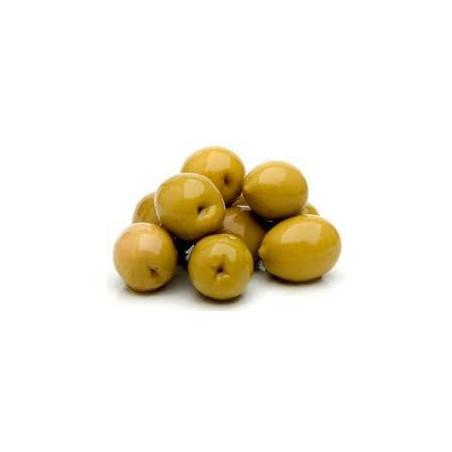 Aceitunas Verdes Organicas 250 grs