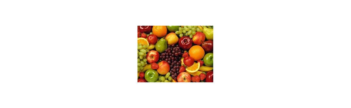 Frutas y Hongos
